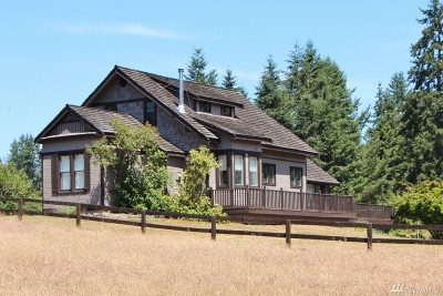 King County Single Family Home For Sale: 22828 Old Mill Rd SW