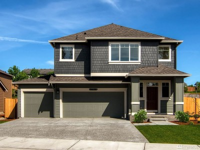 Puyallup Single Family Home For Sale: 10606 191st St Ct E #35