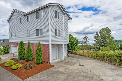 Tacoma Condo/Townhouse For Sale: 2913 S C St