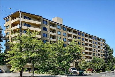 Seattle Condo/Townhouse For Sale: 4545 Sand Point Wy NE #707