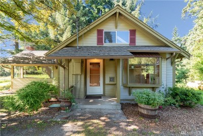 Snohomish Single Family Home For Sale: 6820 Spada Rd