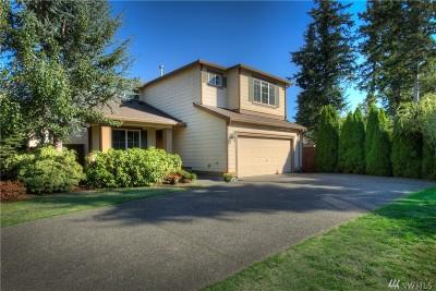Covington Single Family Home For Sale: 16117 SE 260th St