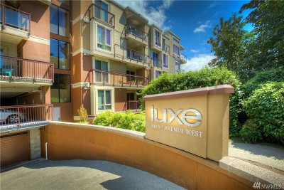 Condo/Townhouse For Sale: 500 5th Ave W #706