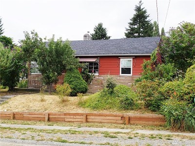Seattle Single Family Home For Sale: 2918 S Austin St