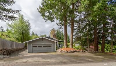 Shelton WA Single Family Home For Sale: $299,950