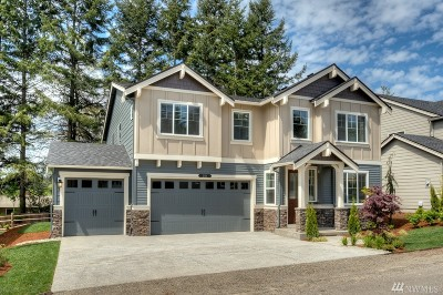 Renton Single Family Home For Sale: 17750 SE 187th Place #10