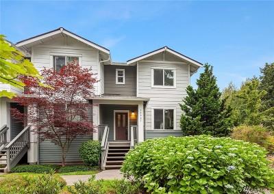 Kirkland Condo/Townhouse For Sale: 10907 124th Ave NE