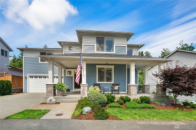 Snoqualmie Single Family Home For Sale: 9507 Templeton Ave SE