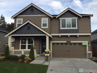 Renton Single Family Home For Sale: 18614 177th Place SE #4