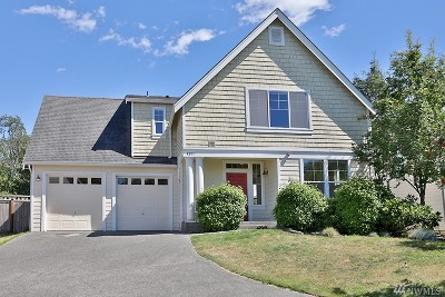 Freeland Single Family Home Pending: 4891 Katydid Ct