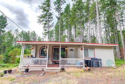 Port Orchard Single Family Home For Sale: 12843 Burchard Dr SW