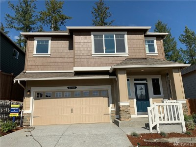 Maple Valley Single Family Home For Sale: 22814 SE 262nd Ct #3