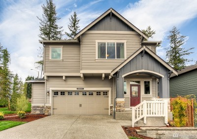 Maple Valley Single Family Home For Sale: 22827 SE 262nd Ct #16