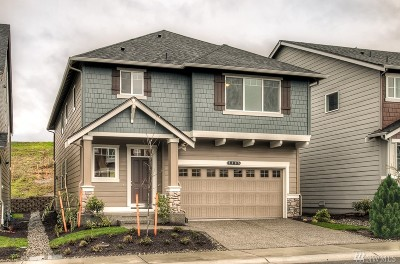 Maple Valley Single Family Home For Sale: 22811 SE 262nd Ct #20