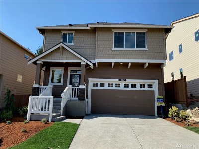 Maple Valley Single Family Home Contingent: 22807 SE 262nd Ct #21