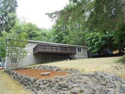 Shelton WA Single Family Home For Sale: $169,900