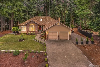 Gig Harbor Single Family Home For Sale: 2307 61st Ave NW