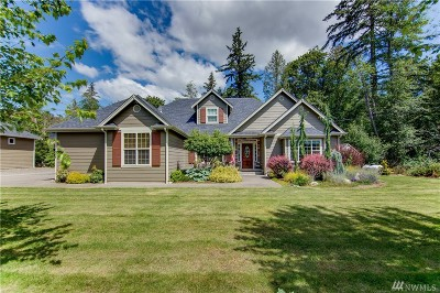 Puyallup Single Family Home For Sale: 7319 126th St E