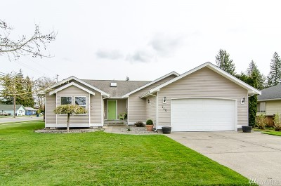 Lynden Single Family Home For Sale: 740 Fern Dr