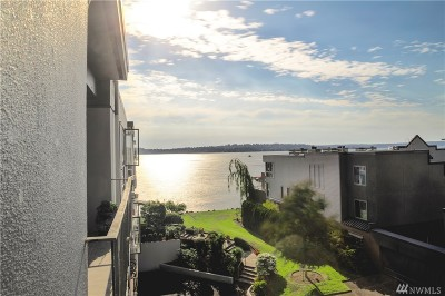 Kirkland Condo/Townhouse For Sale: 6333 Lake Washington Blvd NE #401