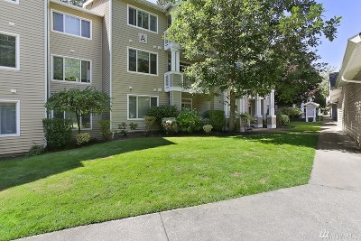 Bothell Condo/Townhouse For Sale: 15300 112th Ave NE #A305