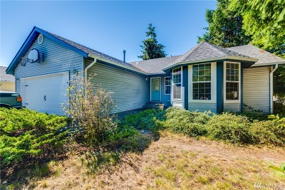 Lacey Single Family Home For Sale: 6009 57th Ave SE