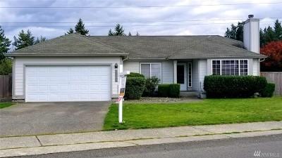 Spanaway Single Family Home For Sale: 21503 44th Av Ct E