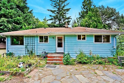 Seattle Single Family Home For Sale: 8100 8th Ave SW
