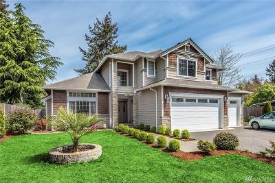 Shoreline Single Family Home For Sale: 360 NE 167th St