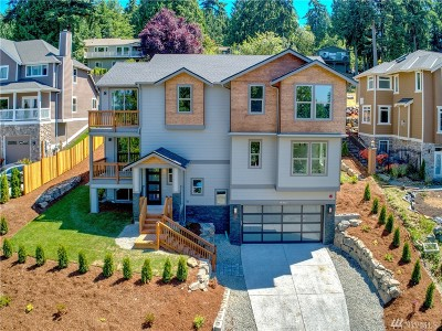 Sammamish Single Family Home For Sale: 410 209th Ave NE