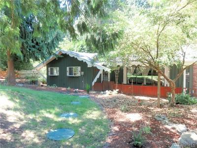 Olympia Single Family Home For Sale: 4405 John Luhr Rd NE