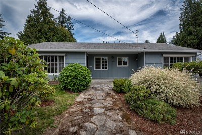 Sedro Woolley Single Family Home For Sale: 609 Virginia Ave