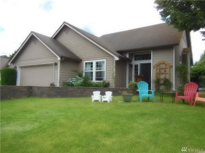 Olympia Single Family Home For Sale: 3403 22nd Wy NE