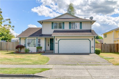 Monroe Single Family Home For Sale: 17064 155th St SE