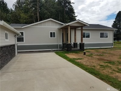 Bellingham Single Family Home For Sale: 4420 Hannegan Rd
