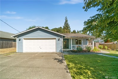 Thurston County Single Family Home For Sale: 920 Lilly Rd NE