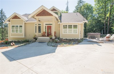 Deming Single Family Home For Sale: 7756 Casey Rd