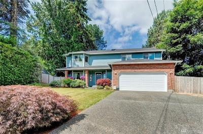 Marysville Single Family Home For Sale: 4510 Sunnyside Blvd