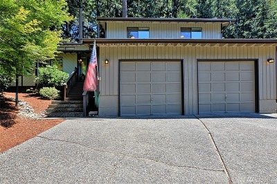 Bothell Single Family Home For Sale: 20907 28th Ave SE