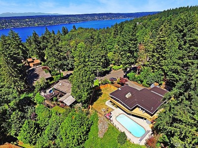 Kirkland Single Family Home For Sale: 13200 67th Ave NE