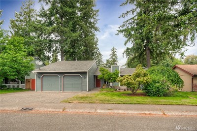 Covington Single Family Home For Sale: 19820 SE 267th Place
