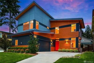 Kirkland Single Family Home For Sale: 13014 NE 96th Place
