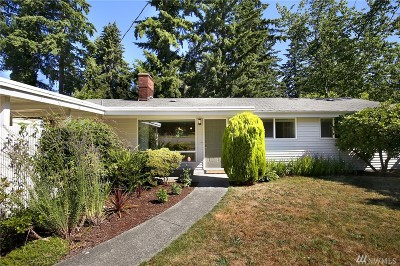 Shoreline Single Family Home For Sale: 2132 N 146th St