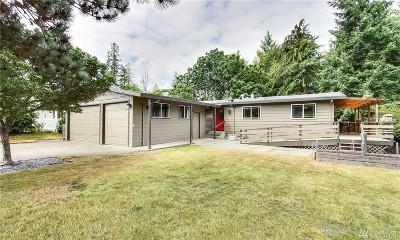 Normandy Park Single Family Home For Sale: 17815 7th Place SW