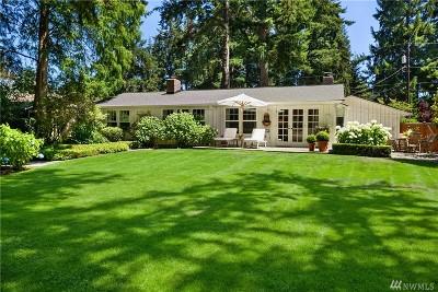 Single Family Home For Sale: 2421 161st Ave NE