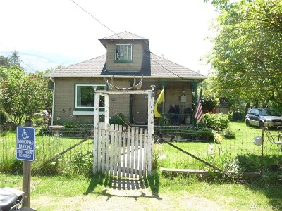 Gold Bar Single Family Home For Sale: 310 Lewis Ave