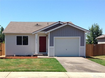 Spanaway Single Family Home For Sale: 19512 24th Ave E