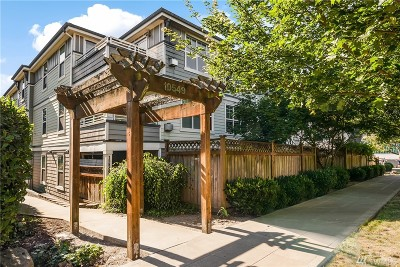 Seattle Condo/Townhouse For Sale: 10549 Stone Ave N #103