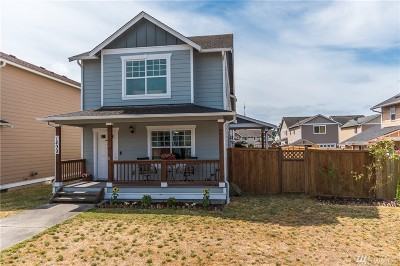 Oak Harbor Single Family Home For Sale: 1499 NW 6th Ave