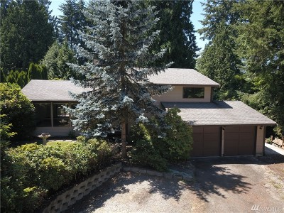 Bothell Single Family Home For Sale: 18230 92nd Ave NE